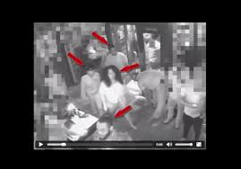 pittsburgh police seek ids of four in rowdy buck video before