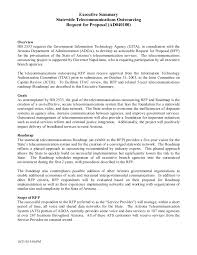 Resume Executive Summary Examples Samples Of Resume Executive Summary Eliolera Com