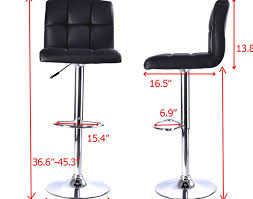 stool bar chair size modern chairs design stool sizes imposing