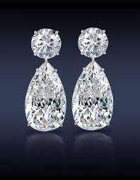 teardrop diamond earrings jacob co teardrop diamond earrings two brilliant cut pear shape