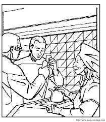 Coloriage de Star Trek dessin 003 à colorier