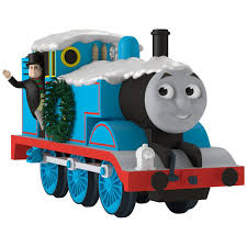 christmastime with thomas the tank engine ornament keepsake