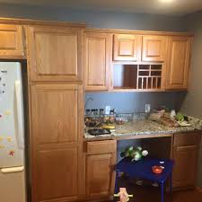 Updated Kitchen Cabinets Tyka Painting Solutions Llc Photo Gallery