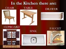 furniture in the kitchen of houses and furniture
