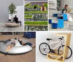 Urban Benches City Seats 14 Examples Of Unconventional Urban Furniture Urbanist