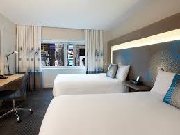 How Big Is 480 Square Feet Hotel New York City Novotel New York Times Square