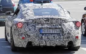 new 2018 toyota supra makes spyshot debut coupe prototype shows