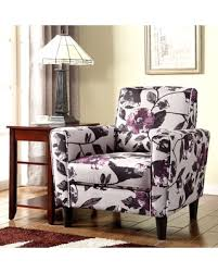 Purple Accent Chair Patterned Accent Chairs Fabulous Accent Finley Blue Fabric Accent