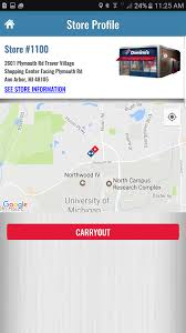 domino u0027s pizza usa android apps on google play