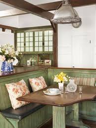 Dining Table In Kitchen Ideas by 135 Best Green Kitchens Images On Pinterest Kitchen Green