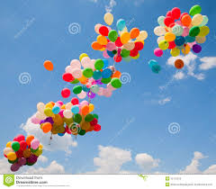 colorful balloons royalty free stock images image 15172319