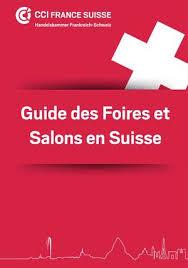 chambre de commerce franco suisse calaméo guide des foires salons en suisse 2018