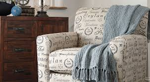 Milari Linen Chair Living Room Ashley Homestore Australia