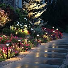 Led Pathway Landscape Lighting Led Pathway Landscape Lighting Color Swatches Ground