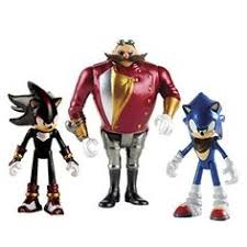 shadow hedgehog exclusive toys figures