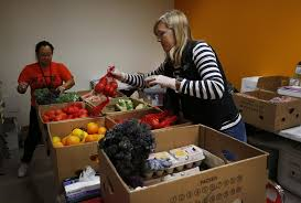 oakland food bank trial aims to study diet u0027s effects on diabetes