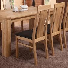 Unterschiedliche Esszimmerst Le Holz Stühle Chicago Aus Eiche Massiv Pharao24 De