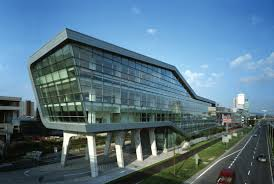 architecture buildings relaxx sports center modern architecture