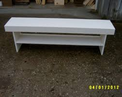 Bench Material Entryway Bench Etsy