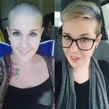 hair buzzed and growing out stages pics my hair growth journey from a shaved head growing out from bald