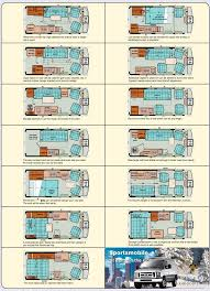Rv Storage Plans Class B Motorhome Floor Plans U2013 Meze Blog