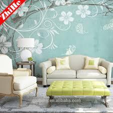 wholesale home decor wallpaper design 3d wallpaper natural flower