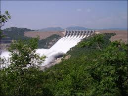 tarbela dam spillways opened pakistan today