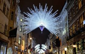 london lights up for christmas in pictures photo 1