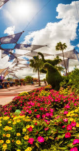 Elephant Topiary April 2018 At Walt Disney World Disney Tourist Blog