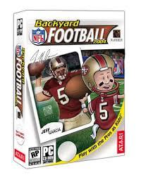 Download Backyard Football Amazon Com Backyard Football 2004 Pc Video Games