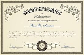 chinese retro certificate template psd material psd