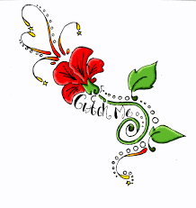 heart flower tattoos free download clip art free clip art on