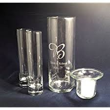 Wedding Sand Ceremony Vases Personalized Sand Unity Ceremony Set Let U0027s Personalize That