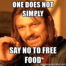 Free Food Meme - free food uvm home facebook
