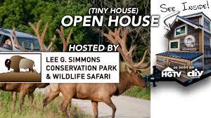 g simmons conservation park u0026 wildlife safari open house