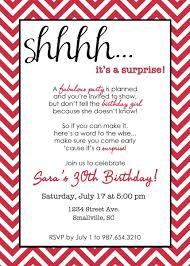 surprise anniversary party invitations u2013 gangcraft net