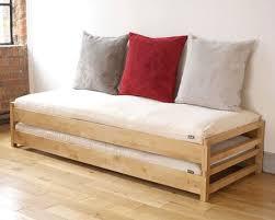 Diy Sofa Bed Futon Design Sofas Bed Easy Lit Superposable Ideenvielfalt