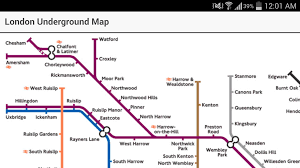 Underground Map London Underground Map Android Apps On Google Play