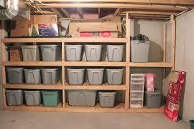 wooden storage shelves basement home design ideas and inspiration