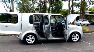 cube cars nissan cube 2004 sx 1 4l auto youtube