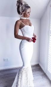 best 25 white mermaid prom dress ideas on pinterest white prom