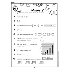 math minutes worksheets mad minute math subtraction worksheets