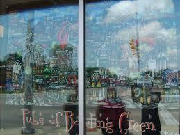 Bgsu Campus Map Bowling Green Ohio The Mapless Traveler