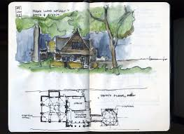 Frank Lloyd Wright Home And Studio Floor Plan Frank Lloyd Wright U2013 Anonymous Architecture