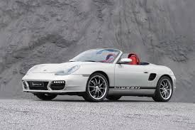 Porsche Cayenne 1st Generation - hofele design targets the first generation porsche boxster