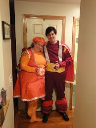 Gaston Halloween Costume Bit Fashion Early Halloween Costumes Fatties