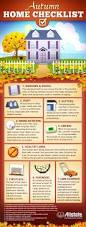 autumn home checklist infographic swings real estate and house