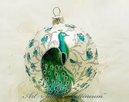 peacock etsy