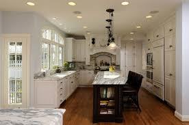 beautiful kitchen renovation with elegant kitchen cabinet design