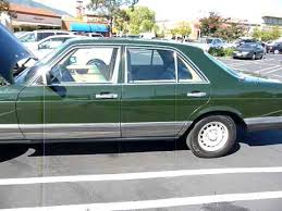 mercedes for sale by owner mercedes 300 sd turbo diesel w126 for sale one owner always